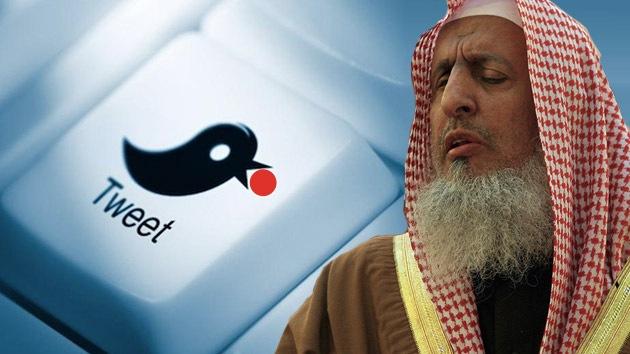 """El principal clérigo de Arabia Saudita: """"Twitter es para payasos"""""""