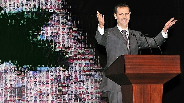 Siria: Assad solicita a los países BRICS ayuda para detener la violencia