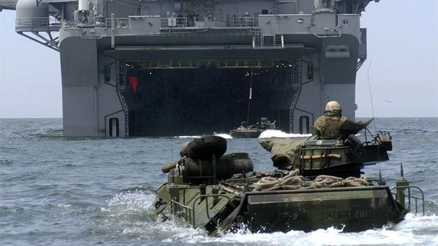 EE.UU. llevará tanques pesados cerca de la frontera rusa