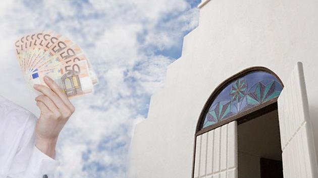 La Iglesia católica alemana cierra las puertas a los que no pagan impuestos