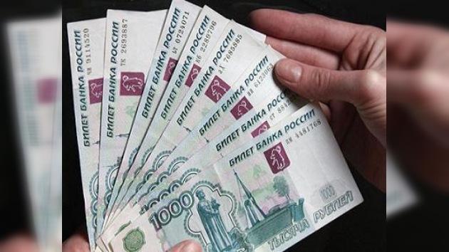 Ciudadanos rusos cesan el pago de créditos