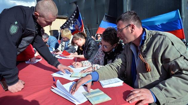 Los referendos en el este de Ucrania pueden causar un efecto dominó en el resto del país