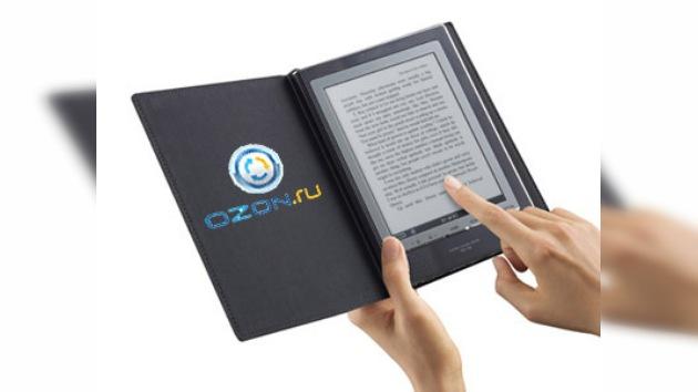 En Rusia fabricarán 'gadgets' para leer los libros electrónicos