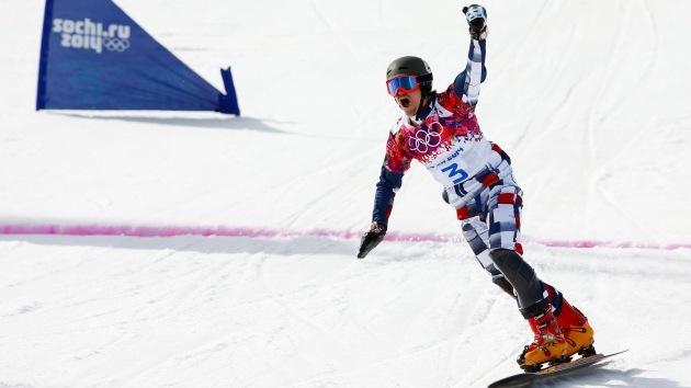 Vic Wild gana un nuevo oro para Rusia y su segundo personal en eslalon