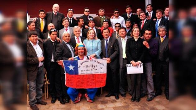 14 de los 33 mineros chilenos de Atacama reciben pensiones vitalicias