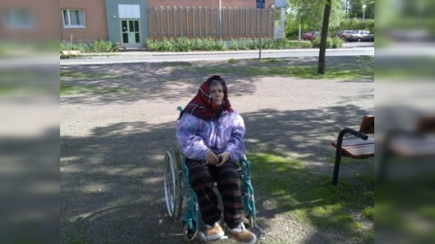 El Tribunal de Estrasburgo prohíbe a Finlandia deportar a la anciana rusa