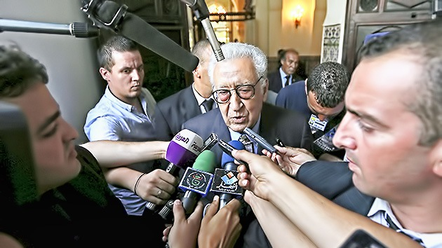 El mediador para Siria llega a Turquía en plena tensión entre Ankara y Damasco