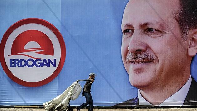 """El presidente de Turquía acusa a EE.UU. de """"impertinencia"""" e """"imprudencia"""""""