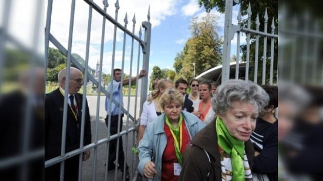 30.000 personas evacuadas de Lourdes por falsa alerta de bomba