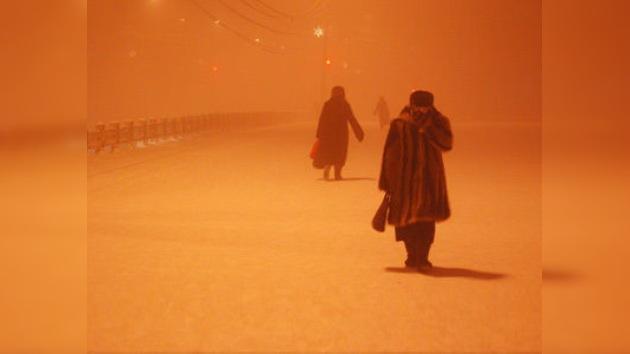 Europa se 'muere' de frío