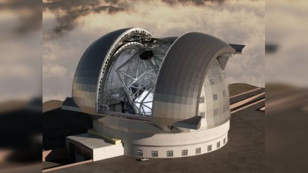 Telescopio gigante se instalará en Chile