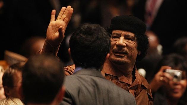EE. UU.: Investigar el asesinato de Gaddafi no es una tarea primordial