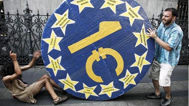 Salida de Grecia del euro 'tendría severas consecuencias' para Italia y España