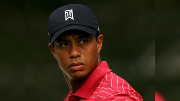"""Tiger Woods abandona el golf """"por un tiempo indeterminado"""""""