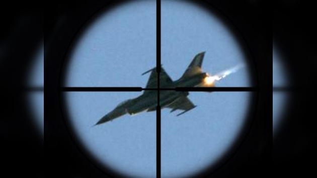 Fuerzas libanesas informan que repelieron ocho aviones israelíes