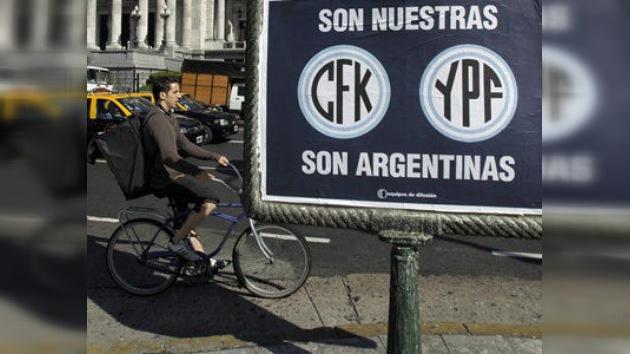España anuncia más medidas contra Argentina por la expropiación de YPF