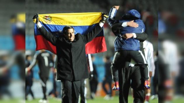 Enésima sorpresa en la Copa América: Venezuela elimina a Chile imponiéndose por 2-1