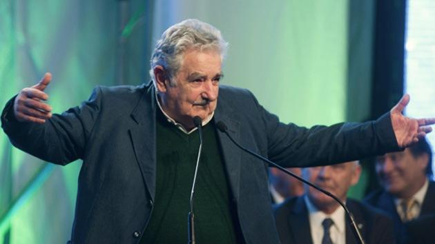 """José Mujica: """"Me asombra la gente madura,  desesperada por acumular dinero"""""""