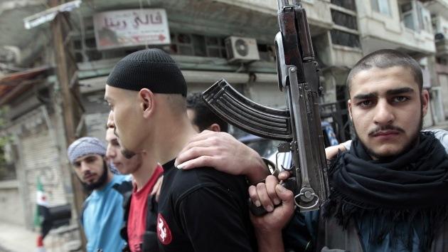 Confusión mediática sobre el 'ataque' al palacio presidencial de Damasco