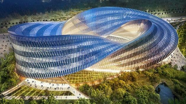 La arquitectura del futuro, inspirada en la naturaleza