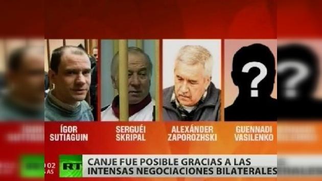 Los cuatro rusos canjeados y sus posibles futuros
