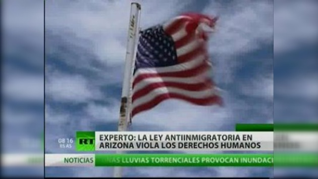 Critican ley antimigratoria de Arizona