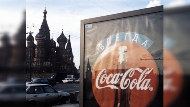 Coca-Cola venderá su vodka en Rusia