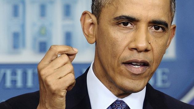 Obama, galardonado con el premio Mentira del Año 2013 por PolitiFact