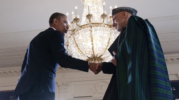 """EE.UU. no mantendrá su presencia en Afganistán """"sin garantías de inmunidad"""""""