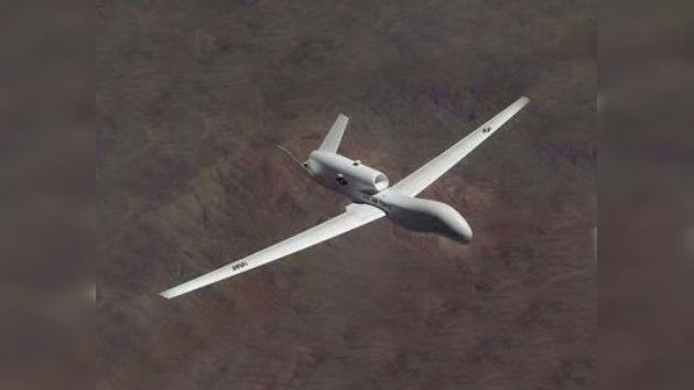 Aviones no tripulados de EE. UU. apoyan a México en su lucha contra narcos