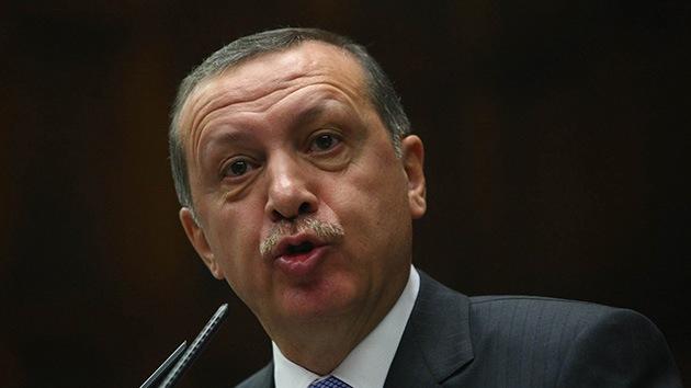 """Erdogan acusa a Israel de """"limpieza étnica"""" en Gaza"""