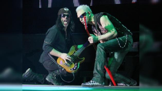 La banda Scorpions anuncia su retirada
