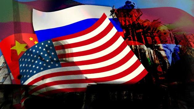 """""""Con su retórica en la ONU, EE.UU. quiere intimidar a Rusia y China"""""""