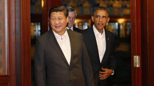 Una 'lección de historia', preámbulo de la reunión entre Barack Obama y Xi Jinping