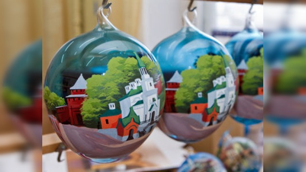 Adornos de Navidad: obras de arte irrepetibles