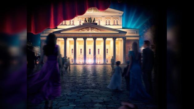 El Bolshói renace en Moscú