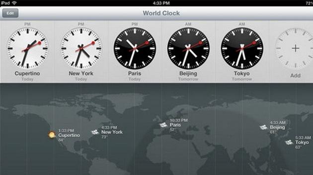 Suiza acusa a Apple de copiar el diseño de su reloj
