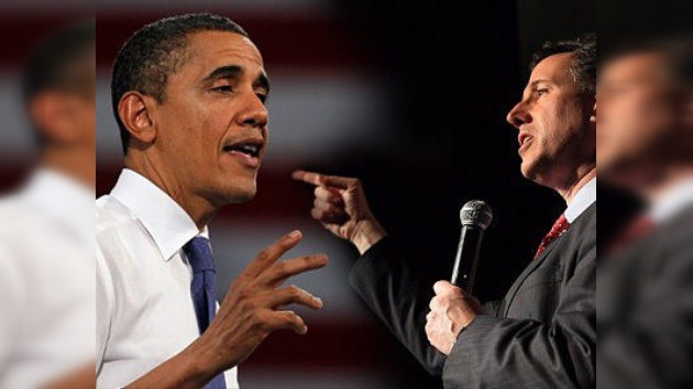 Rick Santorum critica a Obama por pedir disculpas a Kabul tras la quema de coranes