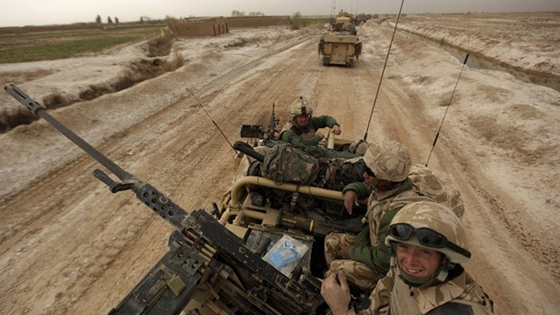 El Reino Unido ya dispone de un plan de contingencia para la acción militar en Siria