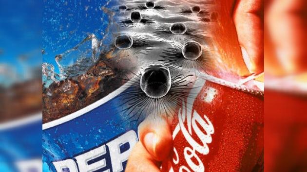 Científicos advierten que Coca-Cola y Pepsi  provocan cáncer