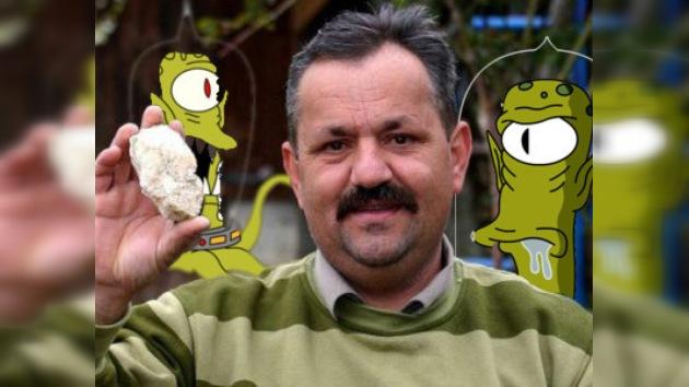Bosnio organizará exposición de meteoritos en el patio de su casa