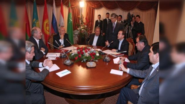 Rusia, Bielorrusia y Kazajistán crearán un espacio económico único