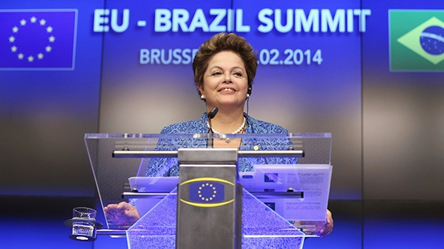 Brasil y la UE tenderán un cable por el Atlántico para evitar el espionaje de EE.UU.