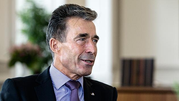 Rasmussen: La OTAN podría desplegar nuevas bases en Europa del Este