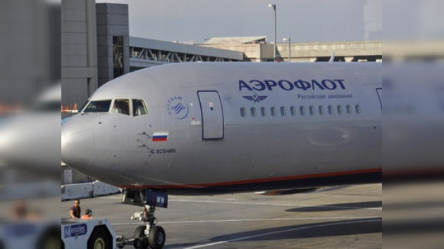 Berlín: evacúan a los pasajeros de Aeroflot por amenaza terrorista