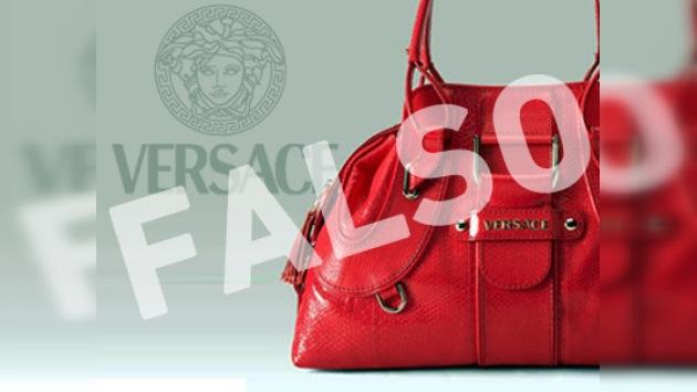 Versace demandó 20 millones de dólares de los piratas americanos