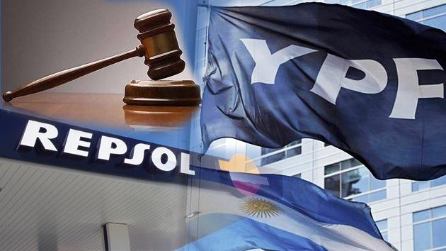 Repsol demanda a Argentina por la expropiación de YPF