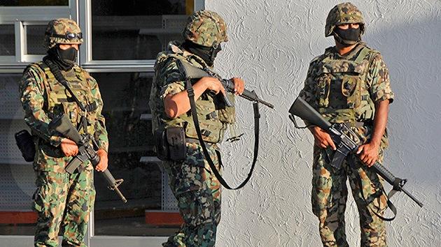 ¿Actúan en México agentes de EE.UU. disfrazados de militares nacionales?