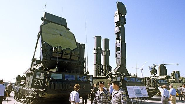 Rusia niega tener un acuerdo con Irán para suministrarle misiles antiaéreos Antéi-2500