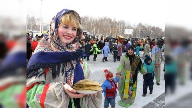 Rusia se prepara para los festejos que desbordan las fronteras nacionales